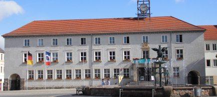 Rathaus der ©Hansestadt Anklam