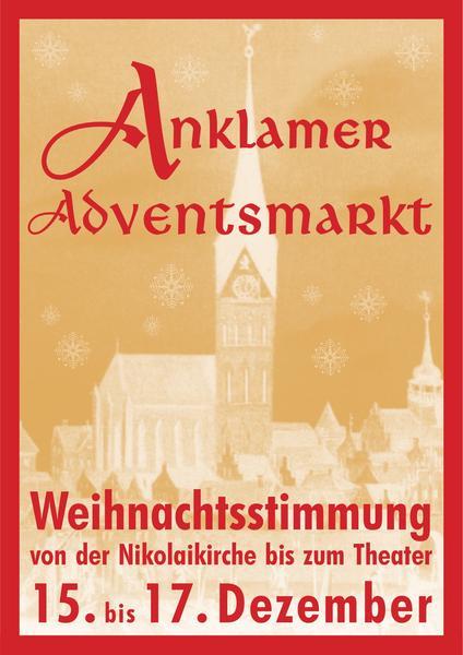 Splinternye Plakat-Galerie / Hansestadt Anklam ET-57