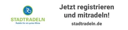 Externer Link: Stadtradeln 2019 - Banner