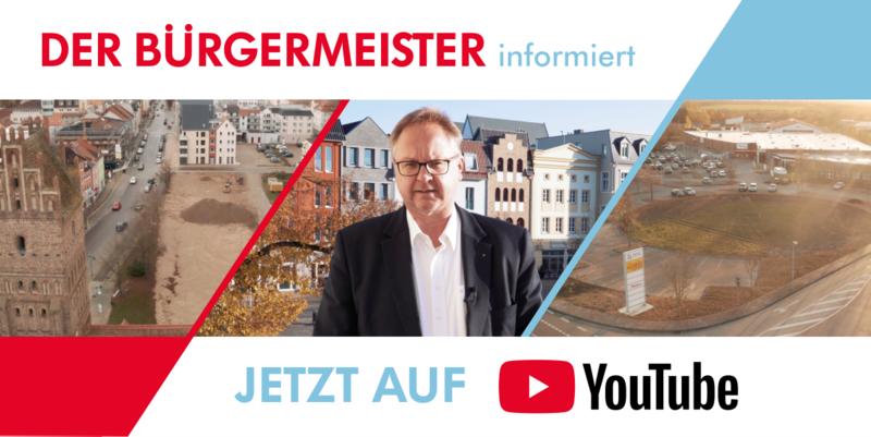Externer Link: Der Bürgermeister informiert November